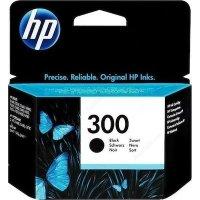 HP No 300 (CC640EE) Μελάνι Εκτυπωτή Μαύρο 0000423