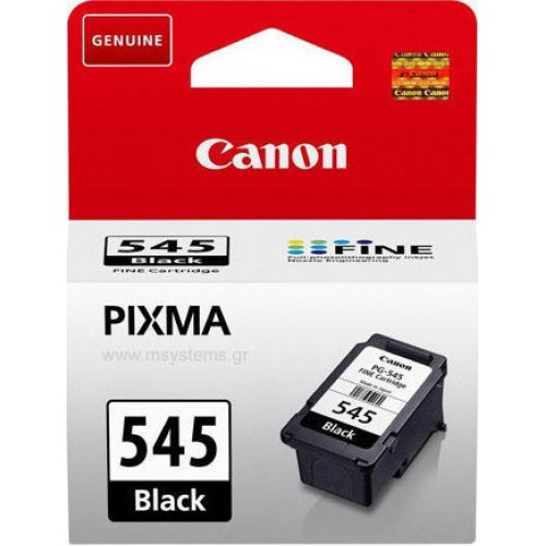 CANON PG-545 (8287B001) Μελάνι Εκτυπωτή Μαύρο