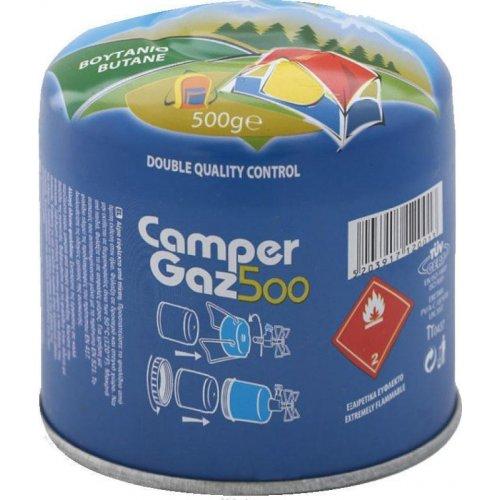 CAMPERGAZ GAS STOP Φιαλίδιο Υγραερίου 500gr 0005365