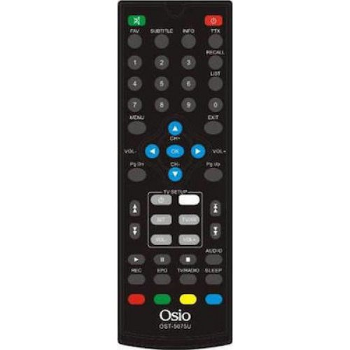 Χειριστήριο για DVB-T OSIO OST-7080U 0007010