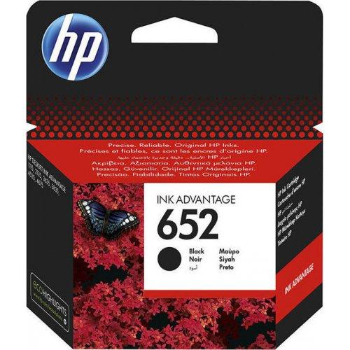 HP Νο 652 (F6V25AE) Μελάνι Εκτυπωτή Μαύρο