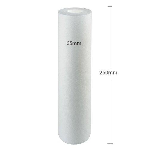 ATLAS FILTRI CPP 110 SX 10μm (139849) 10'' Ανταλλακτικό Φίλτρο Νερού Πολυπροπυλενίου