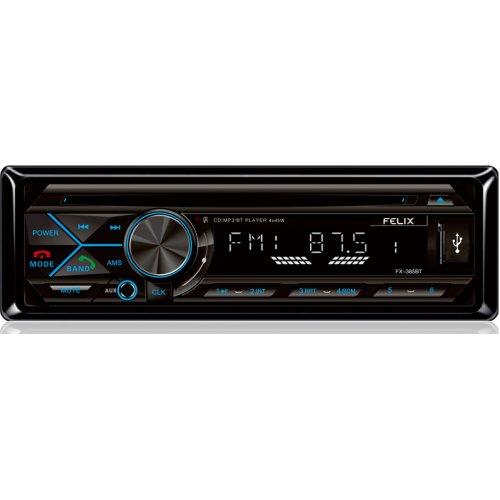 FELIX FX-385BT (FX-382BT) Ράδιο/CD/MP3 Αυτοκινήτου - Είσοδος Usb / SD / Aux in