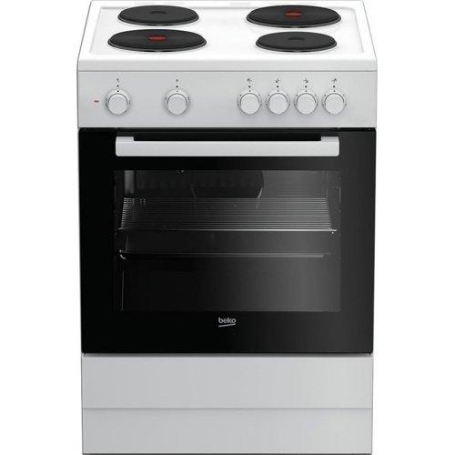 BEKO FSS 66003 GW Εμαγιέ Κουζίνα 67lt - A - 60 - Λευκή