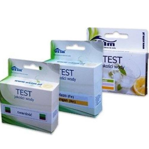 USTM TEST-4 Τεστ Ποιότητας Νερού για Σίδηρο & Μαγνήσιο (x1 πακέτο) 0012703
