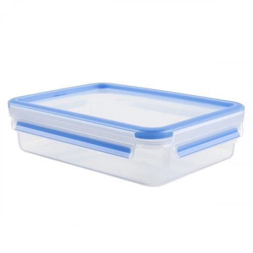 TEFAL MasterSeal Φαγητοδοχείο Πλαστικό με κλιπς 550 ml (made in Germany) 0013913