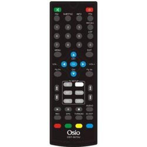 Χειριστήριο για DVB-T OSIO OST-7085HD