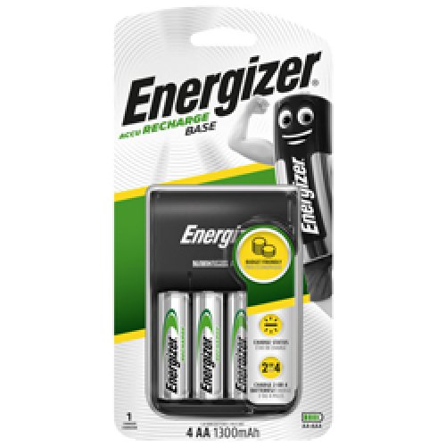 ENERGIZER BASE CHARGER Φορτιστής μπαταριών AA/AAA Energizer Βase 0014122