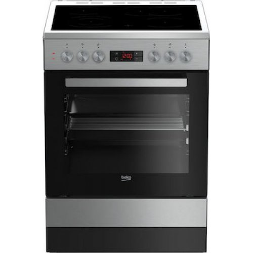 BEKO FSM67320DXT Κεραμική Κουζίνα 72lt - A Inox 0014262