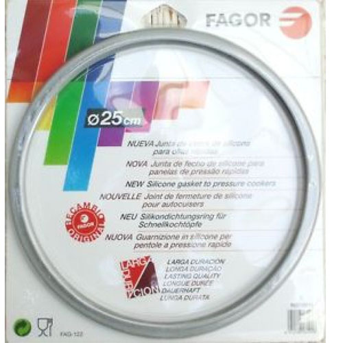 FAGOR M18804555 / 998010019 Λάστιχο Χύτρας 25 cm 0016021