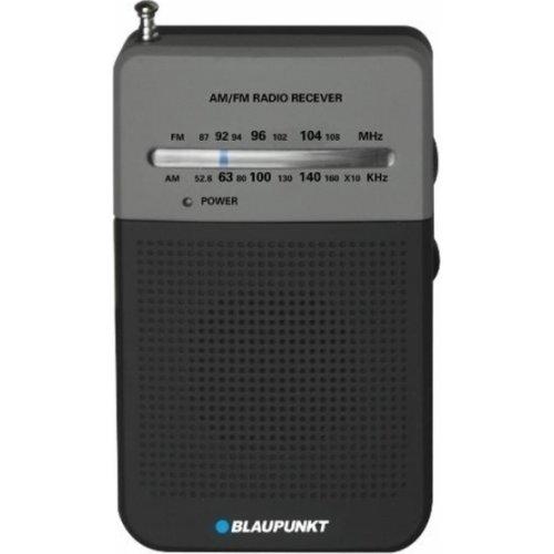 BLAUPUNKT PR3BK Φορητό Αναλογικό Ραδιόφωνο Τσέπης AM/FM