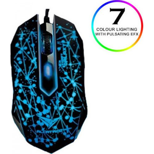 ALCATROZ X-Craft CLE Classic Electro Gaming Mouse 2400CPI