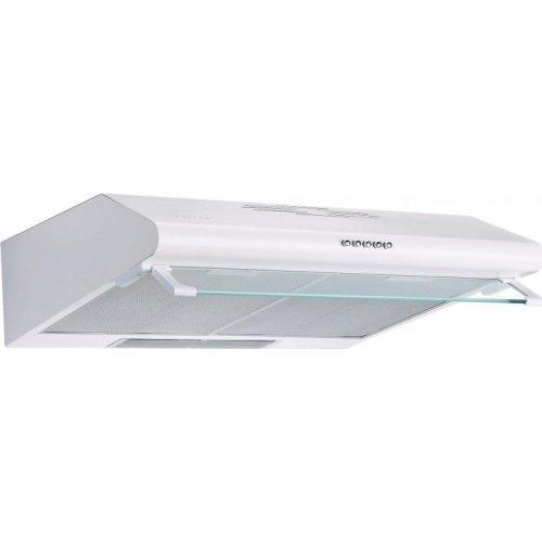 PYRAMIS 065029302 Απλός με Μεταλλικά Φίλτρα 60cm Λευκός