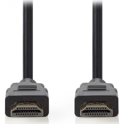 NEDIS CVGT34001BK15 Καλώδιο HDMI αρσ. - HDMI αρσ. με επίχρυσες επαφές, 1,5m