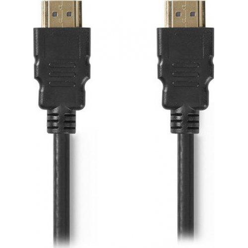 NEDIS CVGT34001BK15 Καλώδιο HDMI αρσ. - HDMI αρσ. με επίχρυσες επαφές, 1,5m 0018370