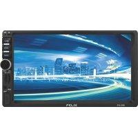 FELIX FX-209 Ράδιο Αυτοκινήτου 2DIN - MP5/GPS/SD/USB/Bluetooth