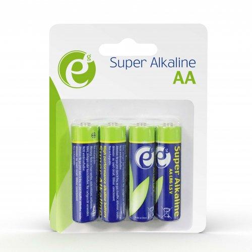ENERGENIE EG-BA-AA4-01 Alkaline AA Batteries 4-Pack 0018392