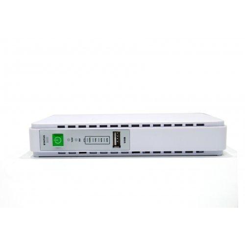 LAMTECH LAM020670 MINI DC UPS 15W 9V/12V OUTPUT
