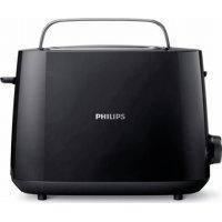 PHILIPS HD2581/90 Φρυγανιέρα 2 Θέσεων 830 W  Μαύρη