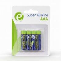 ENERGENIE EG-BA-AAA4-01 Alkaline AAA Batteries 4-Pack 0019015
