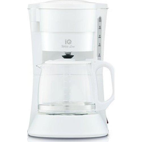 IQ CM-150 Καφετιέρα Φίλτρου White Line