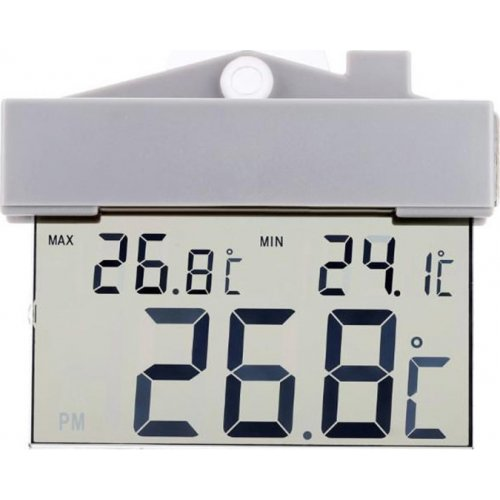 GRUNDIG 87154  Ψηφιακό Θερμόμετρο Εξωτερικού Χώρου 0019233