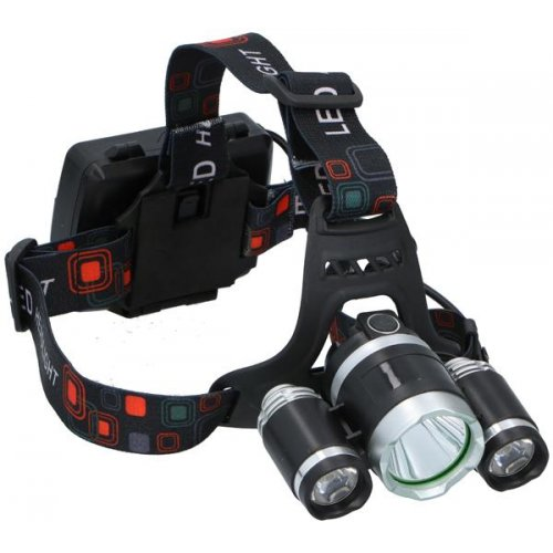 GRUNDIG 14022 Φως Κεφαλής 3 lights PL 5,5 x 8,6 x 9,5 cm