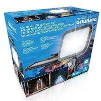 GRUNDIG 10967 SOLAR MOTION Φως 300LMN >12mtr - 6V-1W, batt 10967