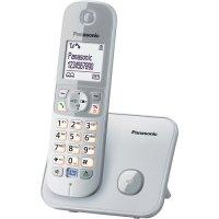 PANASONIC KX-TG6811JTS Ασύρματο Τηλέφωνο Silver