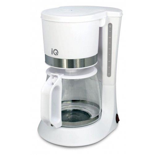IQ CM-160 Καφετιέρα Φίλτρου 1,2lt - 680W - Λευκή 0019511