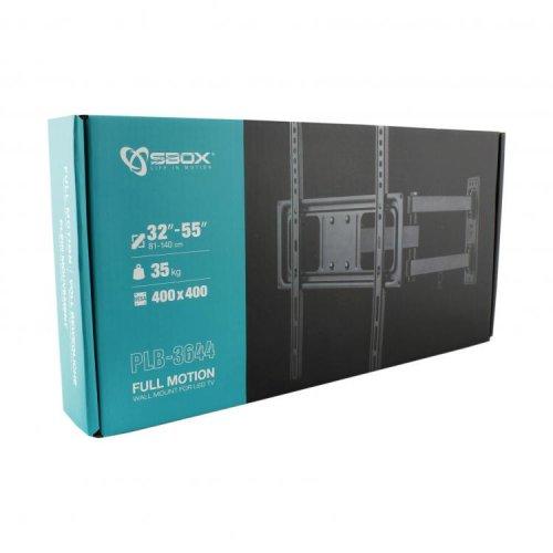 SBOX PLB-3644 Εποιτίχια Βάση Τηλεόρασης Stand 32