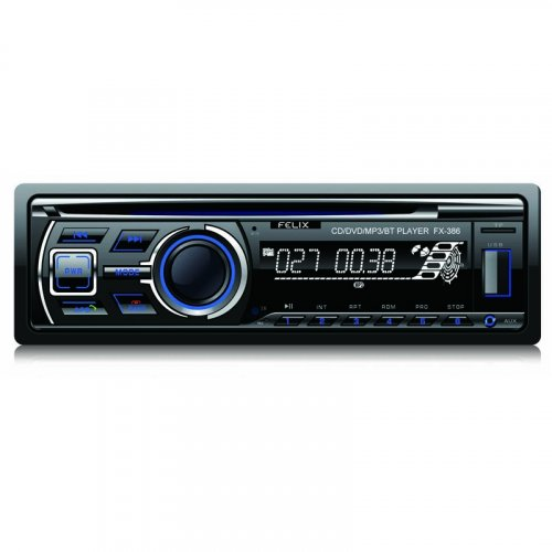FELIX FX-386BT Ράδιο Αυτοκινήτου AUX / CD / SD Card / USB
