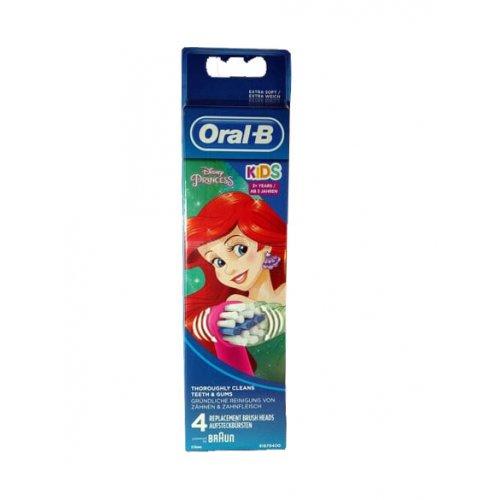 ORAL-B STAGES EB10K ARIEL Ανταλλακτικά Οδοντόβουρτσας 4 ΤΜΧ 0019662