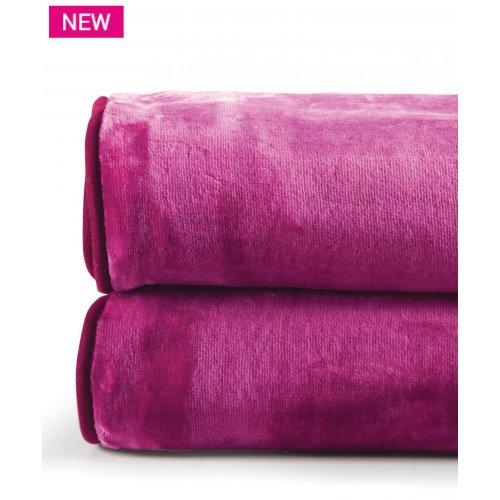 KENTIA Soft 42 Κουβέρτα Βελουτέ Μονή 160 x 220