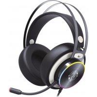 ZEROGROUND HD-2800G Sokun Gaming Ακουστικά USB Surround 7.1