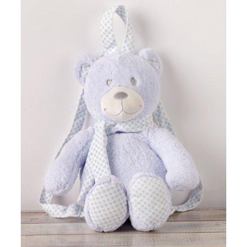 KENTIA Baby-Bag 195 Τσάντα Παιχνίδι L. Blue Bear 0020549