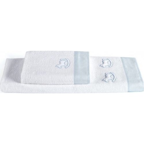 KENTIA Bambino 19 Σετ 2 Τεμ Παιδικές Πετσέτες