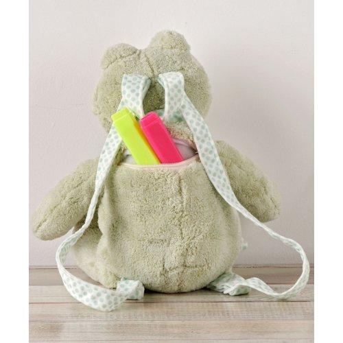 KENTIA Baby-Bag 193 Τσάντα Παιχνίδι Green Frog 0020633