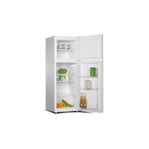ROBIN SF-40 Δίπορτο Ψυγείο 118lt - A+ - Λευκό (Υ x Π x Β): 114 x 47.4 x 60 cm
