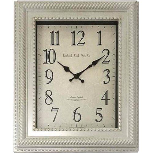 INART 3-20-925-0011 Ρολόι Τοίχου Αντικέ 43 x 6 x 51
