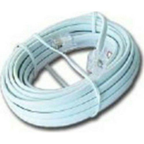 CABLEXPERT TC6P4C-7.5M Telephone Cord 6P4C 7.5 m 0021138