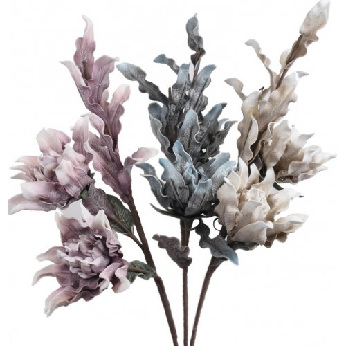 FYLLIANA 717-00-023 Λουλούδι Με 2 Άνθη 6790 Διάφορα Χρώματα 0021472