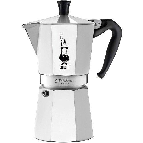 BIALETTI Moka Express Καφετιέρα Espresso 9 Μερίδων (0001165/X4)