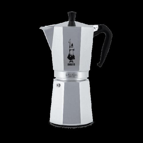 BIALETTI Moka Express Καφετιέρα Espresso 18 Μερίδων (Αλουμινίου) (0001167/X2)