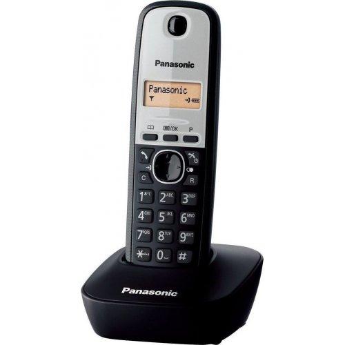 PANASONIC KX-TG1611GRG Ψηφιακό Ασύρματο Τηλέφωνο Ασημί 0021562