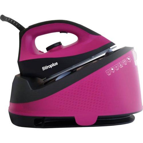 STIROPLUS SP1035 Γεννήτρια Ατμού 2200W - 5bar - 120gr/min Black/ Pink 0021624