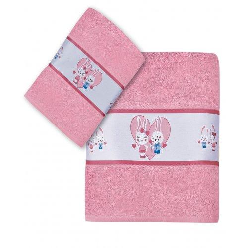 KENTIA Barny Σετ Παιδικές Βαμβακερές Πετσέτες (Σώματος, Προσώπου) 0021773