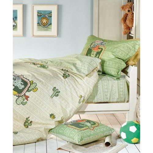 KENTIA Cactus Σετ Παιδικό Σεντόνι Μονό 170 x 255 0021780