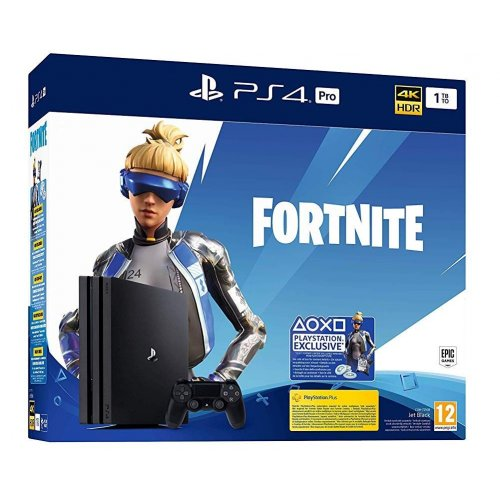 SONY PlayStation 4 Pro 1TB & Fortnite Neo Versa & 1 x DualShock 4 0021949