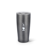 BIALETTI Κούπα Θερμός Ανοξείδωτη 550ml Γκρι (DCXIN00010/2) 0021956